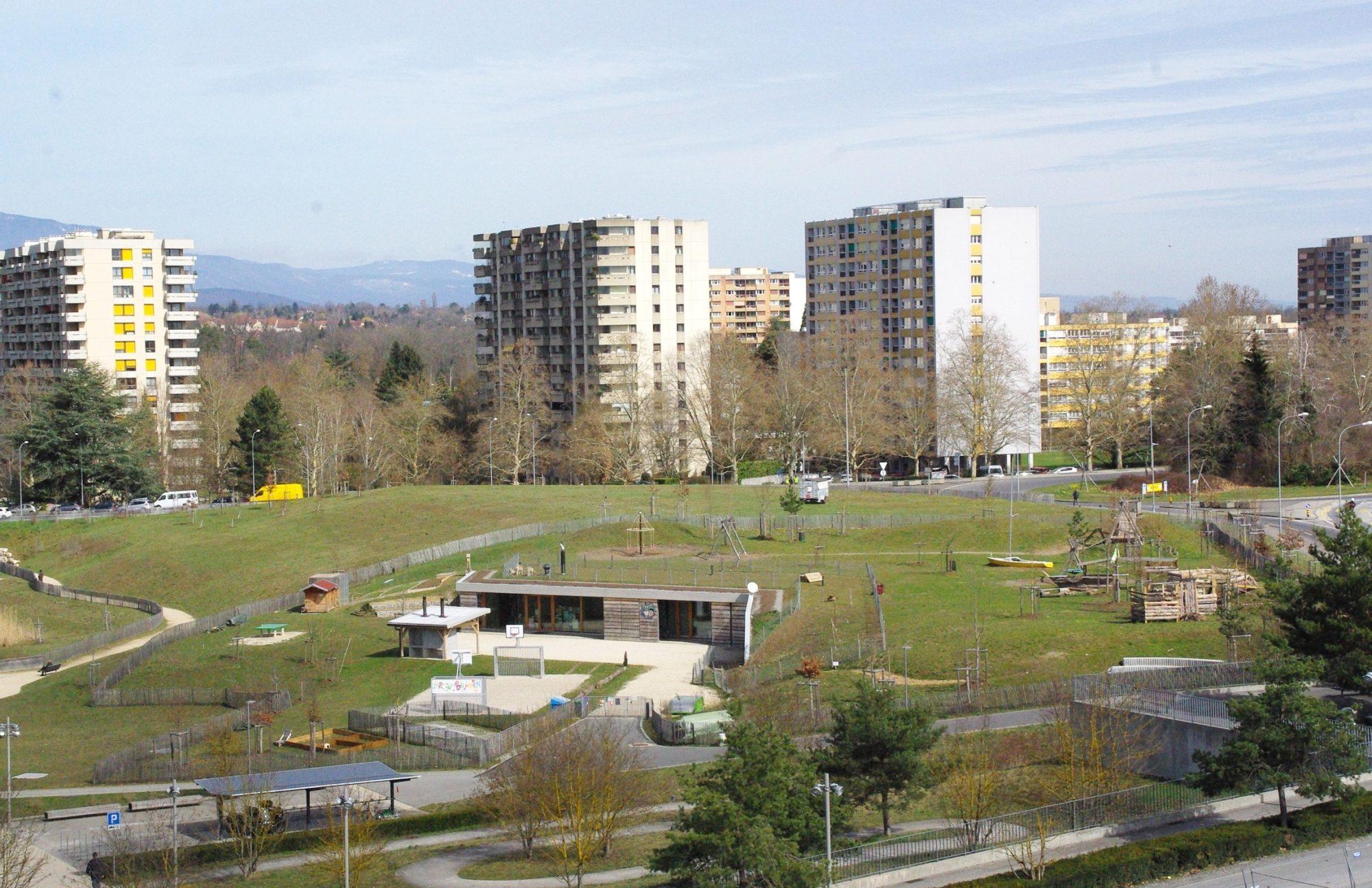Jardin Robinson Meyrin