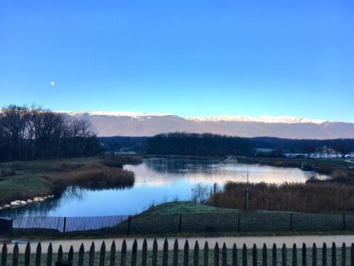 vue lac et lune 2019